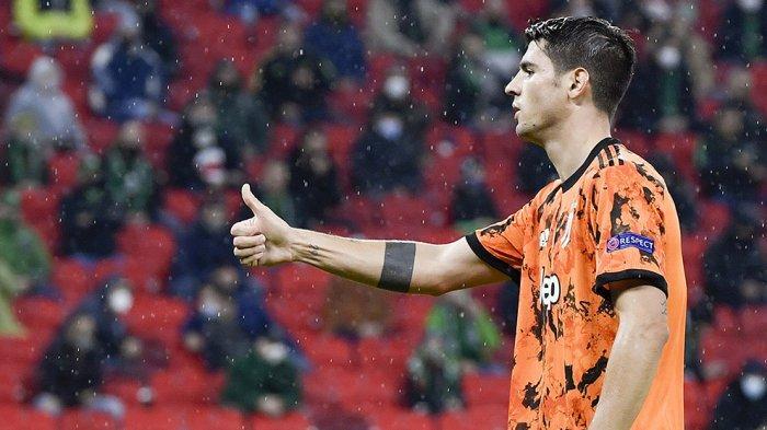 Alvaro Morata Bahagia Kembali Bermain Di Juventus Untuk Yang Kedua Kalinya