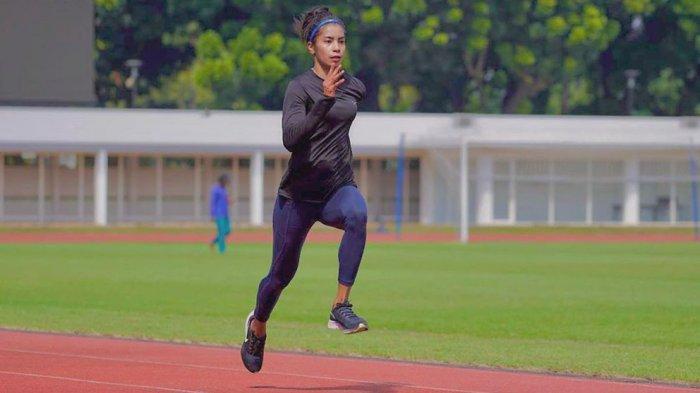 Sprinter putri Indonesia, Alvin Tehupeiory