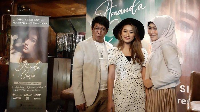 Parto Patrio Dukung Putrinya Amanda Caesa Terjun ke Industri Musik