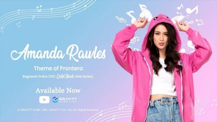 Perankan Renata di Web Series Ragnarok (Cinta Abadi), Amanda Rawles Kini Nyanyikan Theme of Prontera
