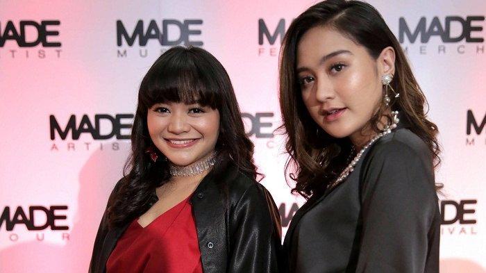 Amel Carla dan Salshabilla Adriani Berkolaborasi di Single Lagu Bertajuk Semangat Pagi