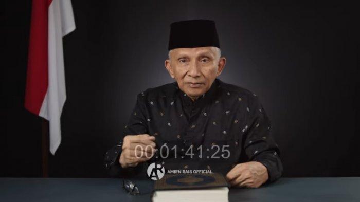 Curigai Jokowi Ingin 3 Periode, KSP: Amien Rais Mimpi Siang Bolong, Disambar Petir, Tiba-tiba Bangun