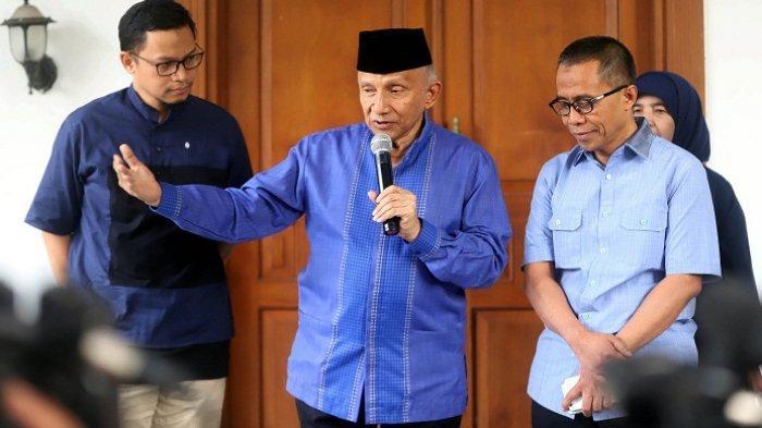 Amien Rais: PAN Gadaikan Akidah dan Ikut Berlumur Dosa Jika Gabung ke Pemerintahan Jokowi