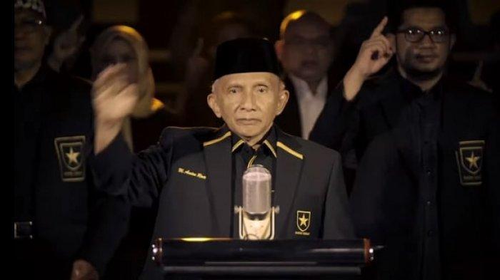 Menantu Amien Rais Jabat Ketua Umum Partai Ummat, Politikus PAN: Oligarki Atau Sistem Kerajaan?