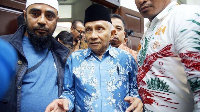 Loyalis Klaim Partai Baru Bentukan Amien Rais Rampung Desember 2020, Sekjen PAN Sangsi