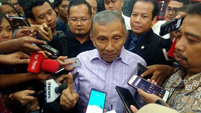 Amien Rais Tidak Masalah dengan Figur Prabowo Subianto sebagai Calon Presiden