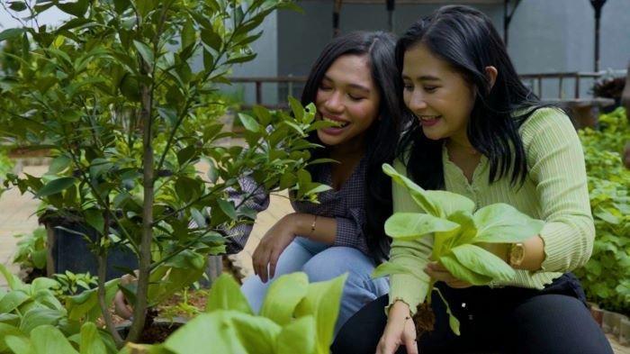 Bertemu Prilly Latuconsina, Aminda Ceritakan Lagu Baru yang Dinyanyikan Duet dengan Virgoun