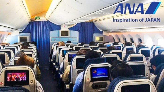 ANA Airways Hadirkan Pintu Hands-free di Pesawat untuk Cegah Penyebaran Covid-19