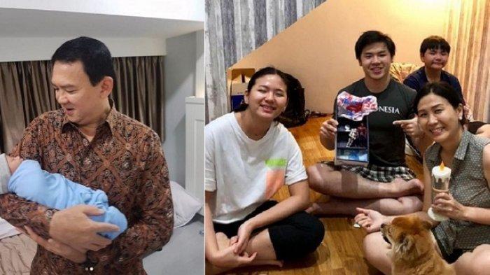Kelahiran Anak Ahok dan Puput Nastiti, Begini Tanggapan Ketiga Putra dan Putri Veronica Tan