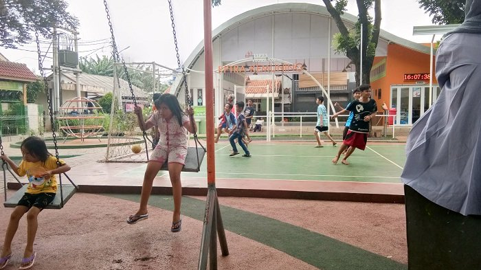 Anies Sebut RPTRA Beda Dengan Taman Pintar, Kadis Kehutanan Bilang Sama