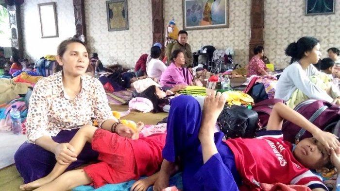UPDATE Jumlah Pengungsi di Kabupaten Bogor Melonjak, di Jaksel Masih Ada 664 Jiwa Pengungsi