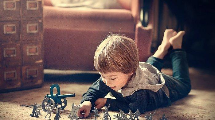 Ajak Anak Bermain agar Kreatif dan Cegah Depresi selama Masa Pandemi Covid-19