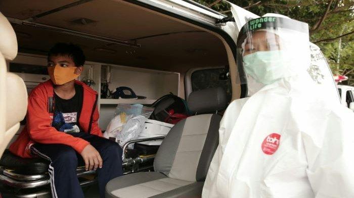 Wakil Wali Kota Tangerang Selatan Gembira 10 Anak Panti Asuhan Negatif Virus Corona
