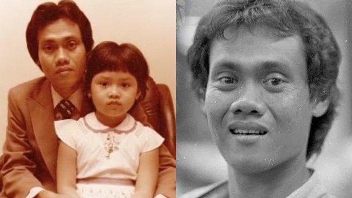 Jarang Diekspose Media, Anak Tunggal Kasino Warkop Jualan Kue Begini Kehidupannya