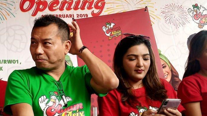 Stres Menjalani Aktivitas di DPR, Ashanty Sebut Anang Hermansyah Jelek Buat Lagu