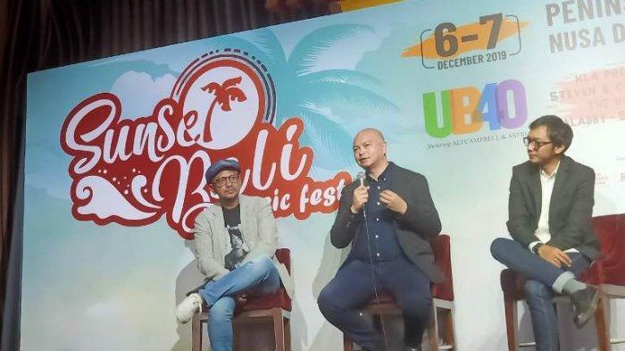 VIDEO: Group Reggae UB40 Asal Birmingham Akan Meriahkan Sunset Bali Music Festival