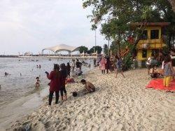 Banyak Warga yang tidak Bisa Masuk Taman Impian Jaya Ancol saat Libur Idulfitri, Ini Penyebabnya