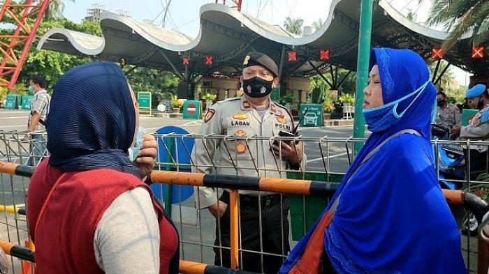 Taman Impian Jaya Ancol Ditutup Mendadak, Warga yang Terlanjur Beli Tiket Online Marah-marah