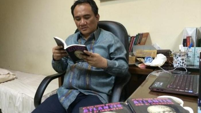 Sebut Prabowo Malas-malasan, Gerindra Minta Andi Arief Pakai Etika Koalisi