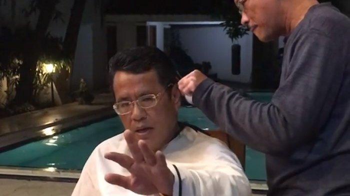 Jadi Tukang Cukur Hotman Paris Puluhan Tahun, Andi Rachman Ungkap Bayaran yang Diterima