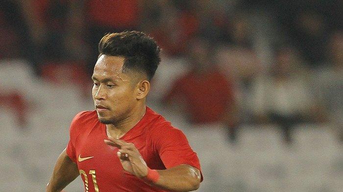 Andik Vermansyah Prihatin dengan Sikap Suporter Indonesia