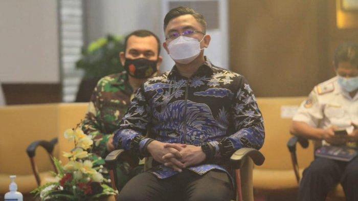 Andika Hazrumy Sebut PPKM Mikro Turunkan Kasus Covid-19 di Banten