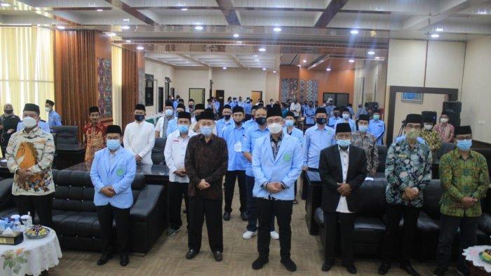 Andika Hazrumy Rangkul Remaja Masjid untuk Melawan Pandemi Virus Corona