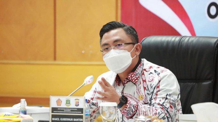 Andika Hazrumy Ungkap Tak Ada Lagi Wilayah di Banten Masuk Zona Merah Covid-19
