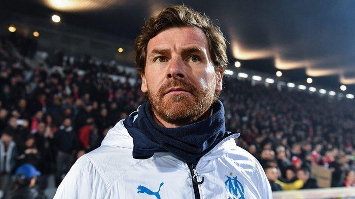 Andre Villas-Boas sekarang menjadi pelatih klub Ligue 1 Olympique de Marseille