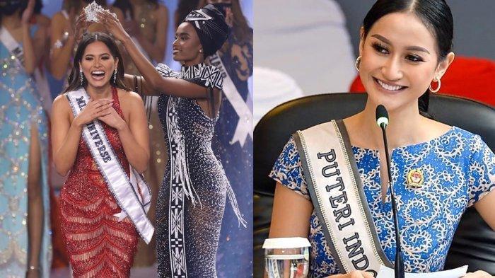 Andrea Meza dari Meksiko Terpilih Jadi Miss Universe, Ayu Maulida Masuk Top 21, Ini Daftar Juaranya