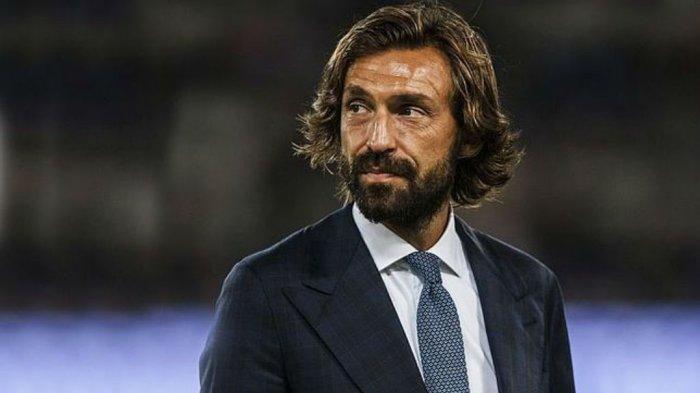 Ini Pengakuan Pirlodengan Debutnya sebagai Pelatih Baru Juventus