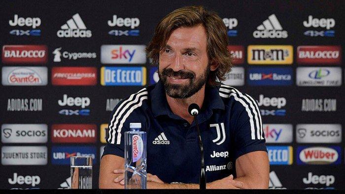 Presiden Juventus Andrea Agnelli Menilai Banyak Orang yang Ingin Lihat Andrea Pirlo Gagal