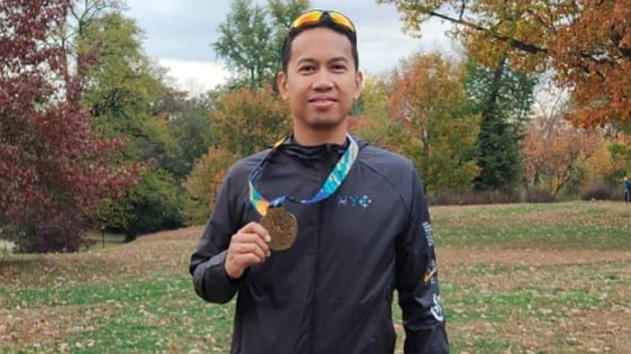 Andreas Kansil Race Director Borobudur Marathon 2020