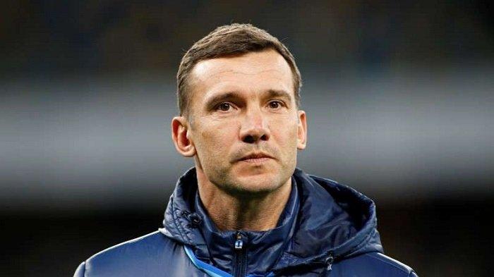 Andriy Shevchenko Yakin Dynamo Kalahkan Lazio