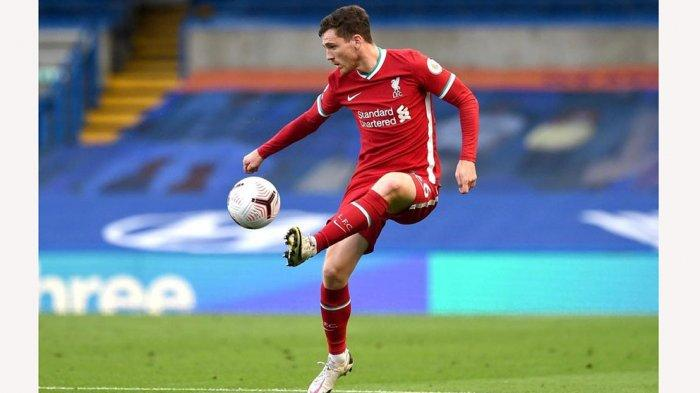 Andy Robertson Bicara Kekalahan Liverpool Dari Brighton, Konsistensi Dan Laga Lawan Manchester City