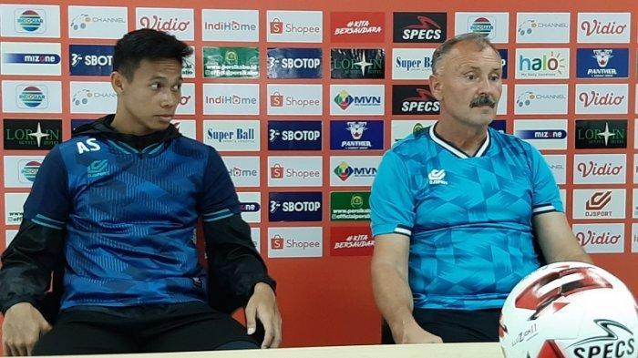 Pemain belakang PS Tira Persikabo Andy Setyo Siap Tampil Maksimal di Laga Perdana Liga 1 2020