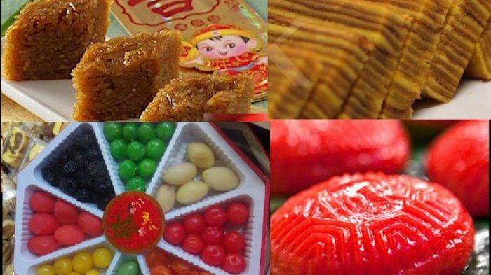 7 Jenis Kue Imlek Wajib Disajikan yang Melambangkan Rejeki dan Mendatangkan Kebahagiaan