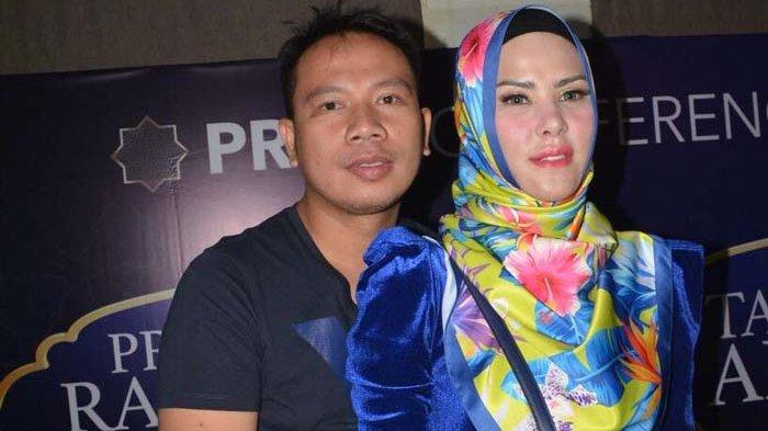 Terkuak Kemarahan Besar Angel Lelga hingga Berujung Cerai, Melihat Vicky Ciuman dengan Wanita Lain