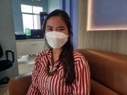 Angelina Tetap Bersyukur saat Insentif Sebagai Nakes di RSUD Kabupaten Tangerang Tersendat