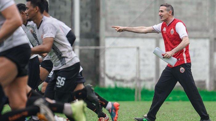 Kick-off Liga 1 2021 Belum Jelas, Pelatih Angelo Alessio dan Marco Motta Pilih Kembali ke Italia