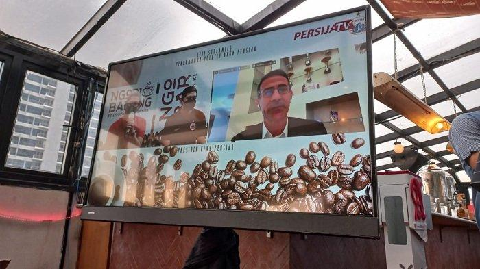 Presiden Klub Persija Mohamad Prapanca Tegaskan Angelo Alessio Sedang Menjalani Karantina di Jakarta