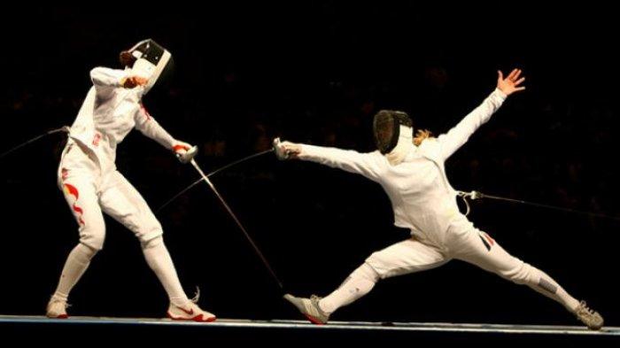 Anggar Ukur Kesiapan Atlet Nasional Lewat Turnamen Internasional