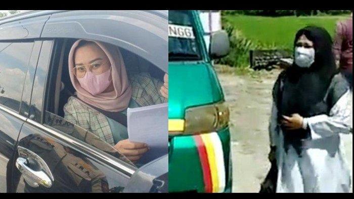 Larangan Mudik, Wanita Anggota DPRD Bawa Fortuner Lolos, Angkot Dinaiki Ibu Guru Dipaksa Putar Balik