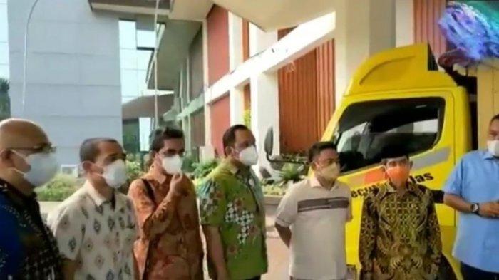 Beli Beras 60 Ton dari Petani, 55 Anggota DPRD Gotong Royong Sumbang Warga Terdampak PPKM Darurat