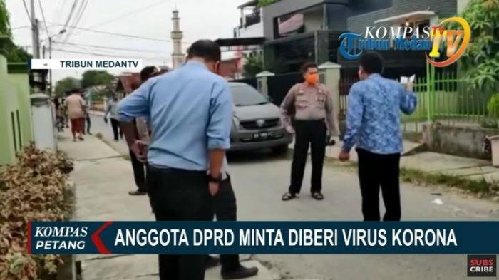 UPDATE Anggota DPRD Medan Nantang Polisi untuk Memberi Virus Corona Biar Ditelannya, PAN Sesalkan