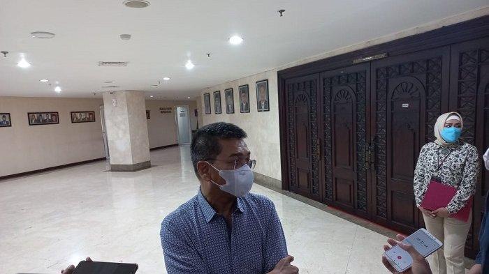 Ketua Komisi E Bidang Kesra DPRD DKI Jakarta Iman Satria Ingatkan Dinkes Tak Lengah Hadapi Covid-19