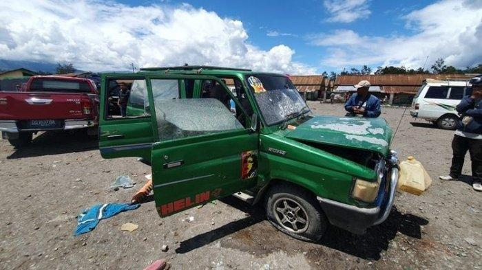 Rusuh Akibat Asrama Mahasiswa Papua Baru Reda, Kini 1 Anggota KKB Ditembak Mati