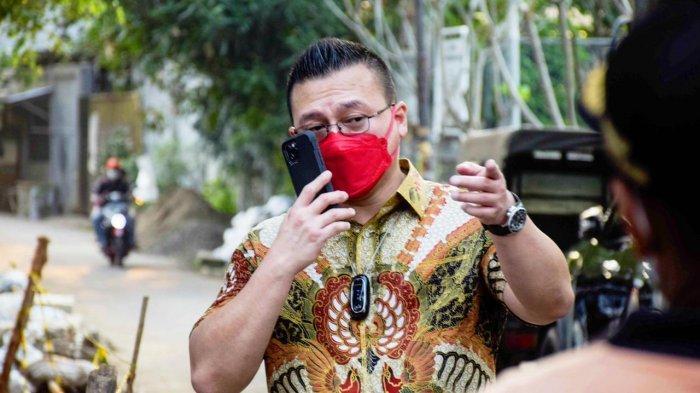 Anggota DPRD DKI Kenneth Imbau Warga Jakarta Jangan Mudik, Sayangi Diri dan Keluarga di Kampung