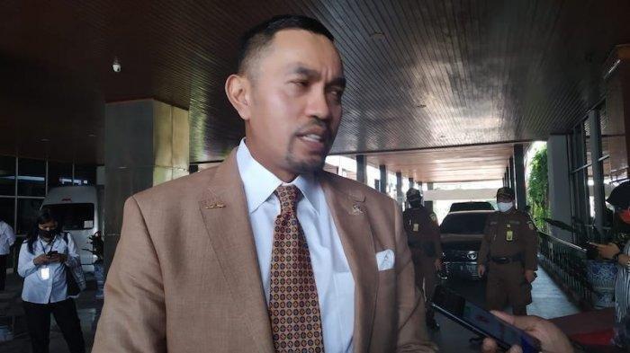 DPR RI Datangi Jaksa Agung, Salah Satunya Bahas Tuntutan Penyiram Air Keras Novel Baswedan