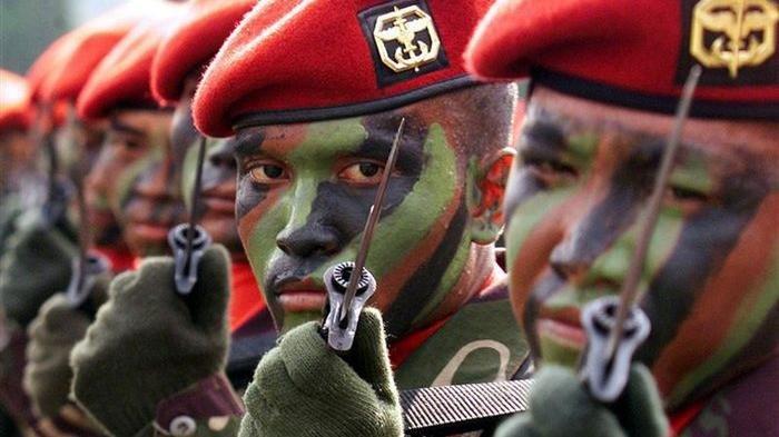 Aksi Kopassus Bikin Melongo Jenderal Pasukan Khusus Amerika Serikat